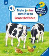Cover-Bild zu Bauernhoftiere von Gernhäuser, Susanne