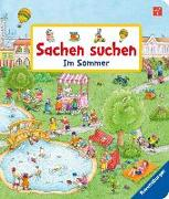 Cover-Bild zu Sachen suchen: Im Sommer von Gernhäuser, Susanne