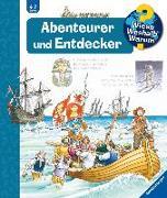 Cover-Bild zu Abenteurer und Entdecker von Gernhäuser, Susanne