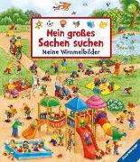 Cover-Bild zu Mein großes Sachen suchen: Meine Wimmelbilder von Gernhäuser, Susanne