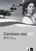 Cover-Bild zu Görrissen, Margarita: Caminos Neu A1. Lösungsheft zum Lehr- und Arbeitsbuch