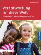 Cover-Bild zu Verantwortung für diese Welt von Montessori, Maria