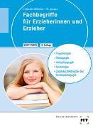 Cover-Bild zu WORT-CHECK Fachbegriffe für Erzieherinnen und Erzieher von Büchin-Wilhelm, Irmgard