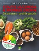 Cover-Bild zu Colitis ulcerosa & Morbus Crohn von Storr, Martin