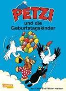 Cover-Bild zu Hansen, Carla: Petzi und die Geburtstagskinder