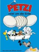 Cover-Bild zu Hansen, Carla: Petzi reist um die Erde