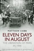 Cover-Bild zu Eleven Days in August (eBook) von Cobb, Matthew