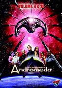 Cover-Bild zu Andromeda - Season 1 - Folgen 9 &10 von Wolfe, Robert Hewitt