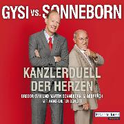 Cover-Bild zu Sonneborn, Martin: Gysi vs. Sonneborn (Audio Download)