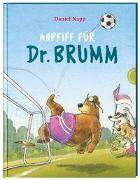 Cover-Bild zu Dr. Brumm: Anpfiff für Dr. Brumm von Napp, Daniel