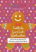 Cover-Bild zu Happy Carb: Fröhliche Low-Carb-Weihnachten von Meiselbach, Bettina