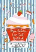 Cover-Bild zu Happy Carb: Mein liebstes Low-Carb-Backbuch von Meiselbach, Bettina