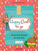 Cover-Bild zu Happy Carb to go: 44 Low-Carb-Rezepte für unterwegs (eBook) von Meiselbach, Bettina