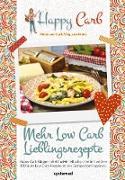 Cover-Bild zu Happy Carb: Mehr Low-Carb-Lieblingsrezepte (eBook) von Meiselbach, Bettina