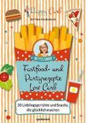 Cover-Bild zu Happy Carb: Fastfood- und Partyrezepte Low Carb (eBook) von Meiselbach, Bettina