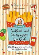Cover-Bild zu Happy Carb: Fastfood- und Partyrezepte Low Carb von Meiselbach, Bettina