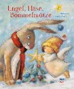 Cover-Bild zu Engel, Hase, Bommelmütze von Weninger, Brigitte (Hrsg.)