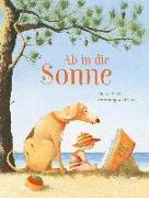 Cover-Bild zu Ab in die Sonne von Weninger, Brigitte