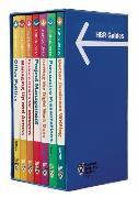 Cover-Bild zu HBR Guides Boxed Set (7 Books) (HBR Guide Series) von Review, Harvard Business