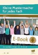 Cover-Bild zu Kleine Muntermacher für jedes Fach (eBook) von Lütge, Jessica