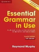 Cover-Bild zu Essential Grammar in Use with Answers von Murphy, Raymond (Illustr.)