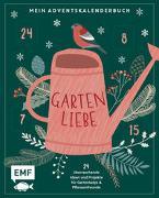 Cover-Bild zu Mein Adventskalender-Buch: Gartenliebe