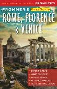 Cover-Bild zu Frommer's EasyGuide to Rome, Florence and Venice (eBook)