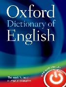 Cover-Bild zu Oxford Dictionary of English von Oxford Languages