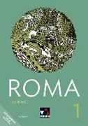 Cover-Bild zu Utz, Clement (Hrsg.): Roma A Training 1 mit Lernsoftware