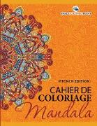 Cover-Bild zu Cahier de Coloriage Mandala (French Edition) von Speedy Publishing Llc