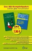 Cover-Bild zu Die Leiden des jungen Werther - Das Abi-Komplettpaket: Lektüre plus Interpretation von Goethe, Johann Wolfgang von