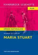 Cover-Bild zu Maria Stuart von Schiller, Friedrich von