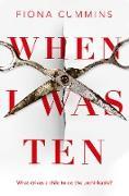 Cover-Bild zu When I Was Ten (eBook) von Cummins, Fiona