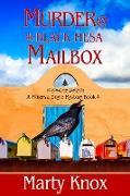 Cover-Bild zu Murder@ the Black Mesa Mailbox (A Minerva Doyle Mystery, #4) (eBook) von Knox, Marty