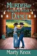 Cover-Bild zu Murder@ the Black Mesa Dance (A Minerva Doyle Mystery, #3) (eBook) von Knox, Marty