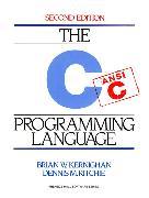 Cover-Bild zu C Programming Language