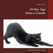 Cover-Bild zu Saluto a sAnanda von Binder, Radha
