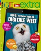 Cover-Bild zu GEOlino extra 80/2020 - Digitale Welt von Wetscher, Rosa