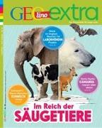 Cover-Bild zu GEOlino extra 85/2020 - Im Reich der Säugetiere von Wetscher, Rosa
