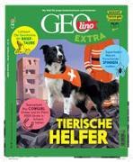 Cover-Bild zu GEOlino extra 87/2021 - Tierische Helfer von Wetscher, Rosa