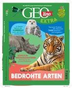Cover-Bild zu GEOlino Extra / GEOlino extra 89/2021 - Bedrohte Arten von Wetscher, Rosa