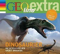 Cover-Bild zu Dinosaurier - Die Geschichte der Urzeit-Giganten (Audio Download) von Nusch, Martin