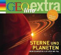 Cover-Bild zu Sterne und Planeten - Abenteuerliche Ausflüge ins All (Audio Download) von Nusch, Martin