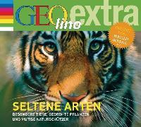 Cover-Bild zu Seltene Arten - Besondere Tiere, bedrohte Pflanzen und mutige Naturschützer (Audio Download) von Nusch, Martin