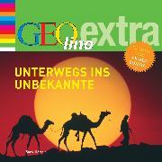 Cover-Bild zu Unterwegs ins Unbekannte (Audio Download) von Nusch, Martin