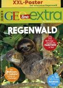 Cover-Bild zu GEOlino extra 77/2019 - Regenwald von Wetscher, Rosemarie