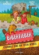 Cover-Bild zu Biberfieber von Ina Rometsch, Martin Verg