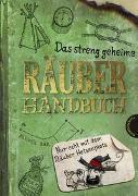 Cover-Bild zu Das streng geheime Räuberhandbuch von Verg, Martin