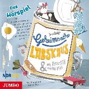 Cover-Bild zu Geheimsache Labskaus (Audio Download) von Verg, Martin