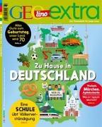 Cover-Bild zu GEOlino extra 75/2019 - Zuhause in Deutschland von Verg, Martin